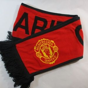 Accessories - Manchester United Chicharito #14 Soccer Fan Scarf